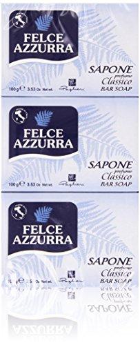 savon solide classico 100 g 3 saponette