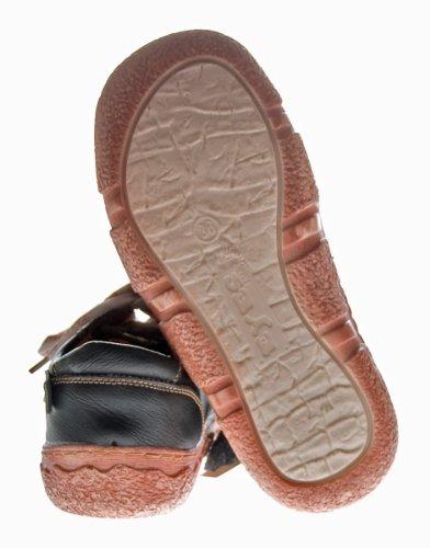 Damen Comfort Leder Schuhe Weiß Schwarz Rot Gelb Bunte Turnschuhe echt Leder Halbschuhe Sneakers Schwarz