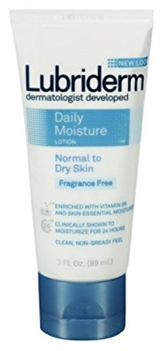 lubriderm-daily-moisture-lotion-fragrance-free-3-ounce-tube-88ml-by-lubriderm