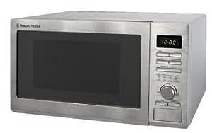 russell hobbs edelstahl mikrowelle 25 liter 900 watt k che haushalt. Black Bedroom Furniture Sets. Home Design Ideas