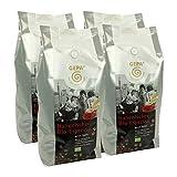 Gepa Italienischer Bio Espresso ( 4 x 1000 g ) ganze Bohne. Fair Trade Kaffee