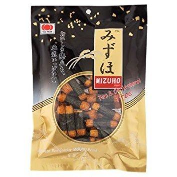 Mizuho Greatland seaweed snack