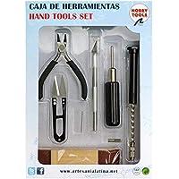 Artesanía Latina 27000N. Set Básico Herramientas Modelismo Nº1