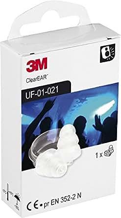 3M E.A.R Clear E.A.R Earplugs - 1 Pair