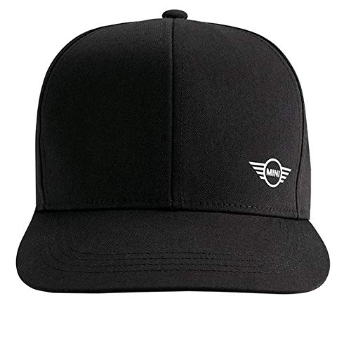 Original MINI Cap Signet schwarz - Kollektion 2016/18