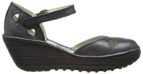 Fly London  Yuna - Sandali da donna Nero (Noir (Balck 090))
