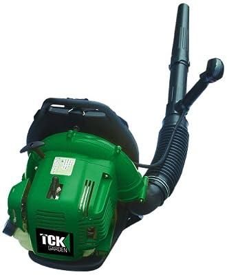 TCK Garden Rücken-Laubbläser Benzin, grün, 40 x 32 x 38 cm, SD30
