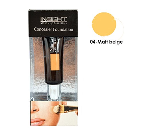 INSIGHT Concealer Foundation (04-Matt beige)