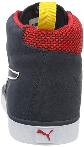 Puma Herren Rbr Desert Boot Vulc Sneakers Blau (total eclipse-total Eclipse 01)