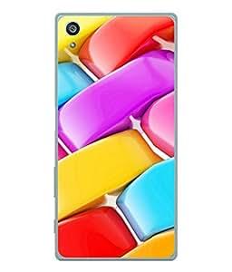 PrintVisa Designer Back Case Cover for Sony Xperia Z5 :: Sony Xperia Z5 Dual 23MP (Colourful Girly Bangles Design)