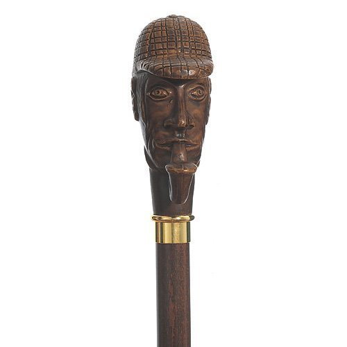 sherlock-holmes-figure-walking-cane-made-in-italy-by-king-products