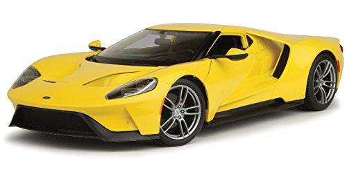 maisto-118-ford-2017-gt-yellow-31384