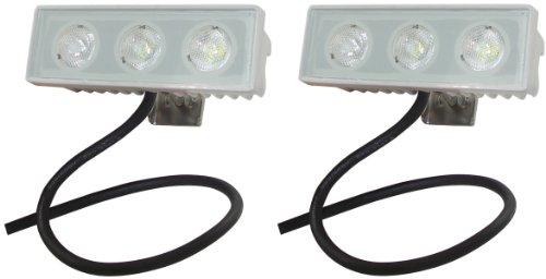 Shoreline Marine-LED Spreader Licht / Licht Docking Kit (Shoreline Led Marine)