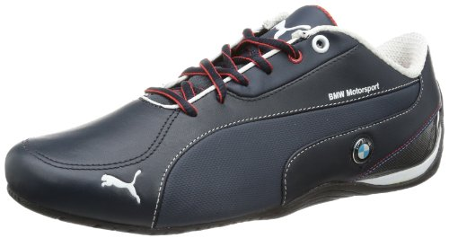 Puma Drift Cat 5 BMW NM 304879 Herren Sneaker, Blau (bmw team blue-white 01), EU 44 (UK 9.5) (US 10.5) (Cat Herren)