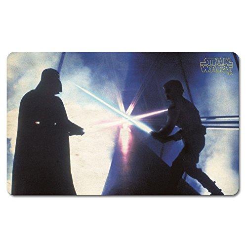 Star wars-tovaglietta da colazione-darth vader vs. luke skywalker-episodio 5