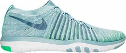Nike Womens Wm Free Transform Scarpe Da Ginnastica Flyknit, Talla Mica Blue / Ocean Mist