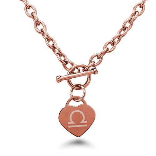 oro-rosa-acero-inoxidable-libra-simbolo-de-la-astrologia-encanto-del-corazon-del-grabado-solo-collar