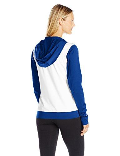 Asics, giacca Lani White/Royal