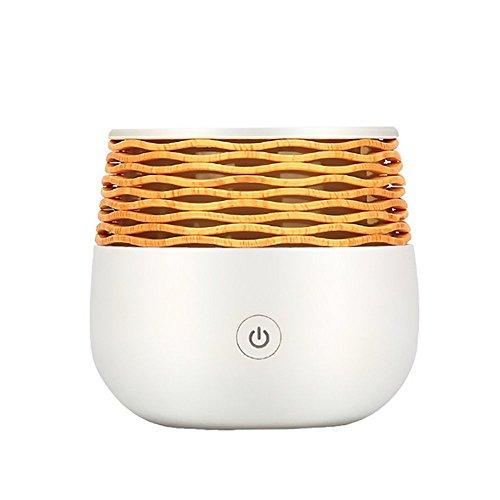Mini Aroma Ätherisches Öl Diffusor Luftbefeuchter USB Desktop Luftfilter mit LED Licht Aroma Diffusor Für Home Office Studie Yoga Spa