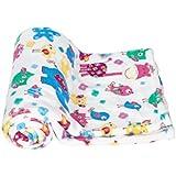 Mee Mee Snuggly Comfort Soft Baby Blanket, Animal, Light Blue