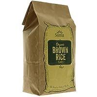 Suma Prepacks - Organic | Rice Flakes Brown - organic | 2 x 500g