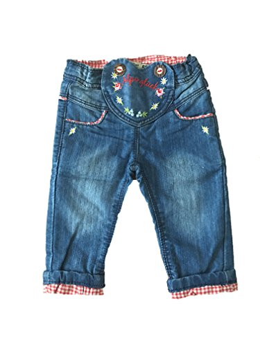 BONDI Jeans gefüttert, denim 98 Tracht Baby...