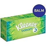 Kleenex Balsam Coupe Blanc Mouchoirs 80par lot de 3