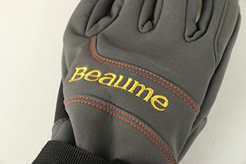 Beaume - Gants - Homme Gris