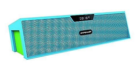 Expower 10W Bluetooth Stereo Lautsprecher Tragbare Lautsprecher mit FM Radio
