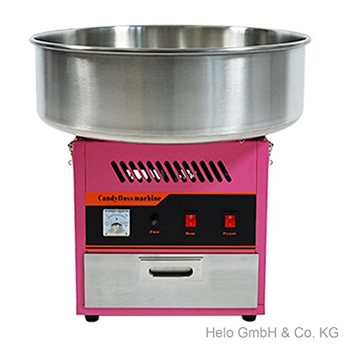 Helo Zuckerwattemaschine aus Edelstahl - 2