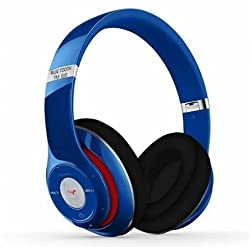 Life Like Studio TM-010 Bluetooth Headphones with tf Card Slot Compatible with Samsung LG Sony HTC Huawei Google Xiaomi Android Smart Phones for Women Men Kids Boys Girls