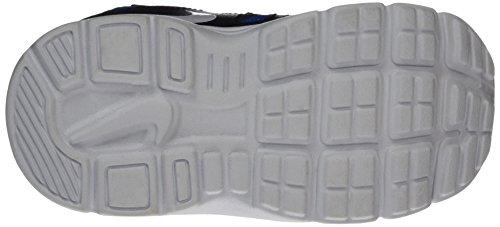 Nike Revolution 2 Tdv 555084 Baby Jungen Lauflernschuhe Blau/Gelb