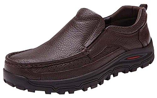 2016 Herbst und Winter Sportschuhe der Männer tragen im Freienschuhe Bergschuhe der beiläufigen Männer Schuhe Braun1