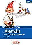 Sprachkurs Plus Anfänger: Alemán - Libro de autoaprendizaje para principiantes (Lex:tra)