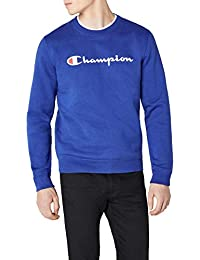 Champion Crewneck Sweatshirt-Institutionals, Sweat-Shirt Homme