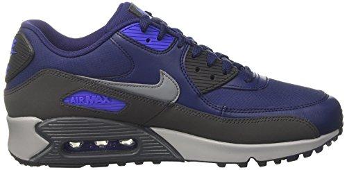 Nike, Pantaloni training Uomo Cuffed Stadium Pantaloni Blu (Binary Blue/cool Grey-anthracite-wolf Grey)