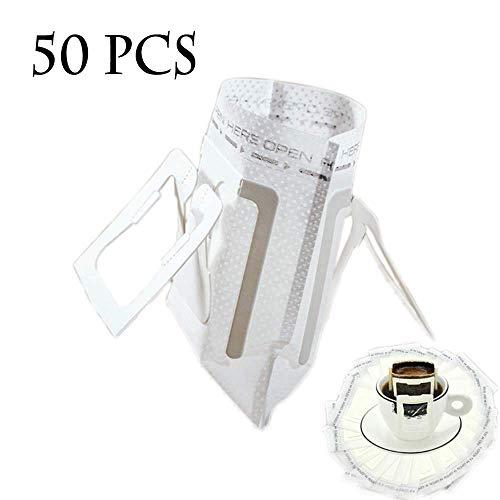 Martinad premium single serve ear drip coffee elegante unico bag setaccio da tè filtro ideale per il viaggio a casa 50 pz setaccio da tè daily design stile moderno fine strainer