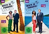 Death in Paradise Staffel 1+2 im Set - Deutsche Originalware [8DVDs]