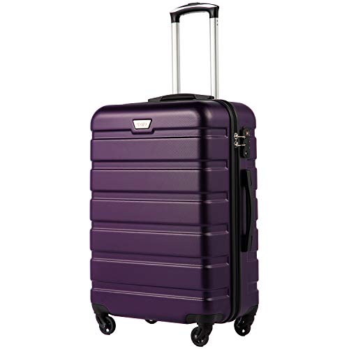 Zoom IMG-1 coolife trolley guscio duro in