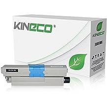 Toner kompatibel zu OKI C301DN, C321DN, MC332DN, MC340, MC342DN, MC342DNW, MC340 Series - 44973536 - Schwarz 2.200 Seiten