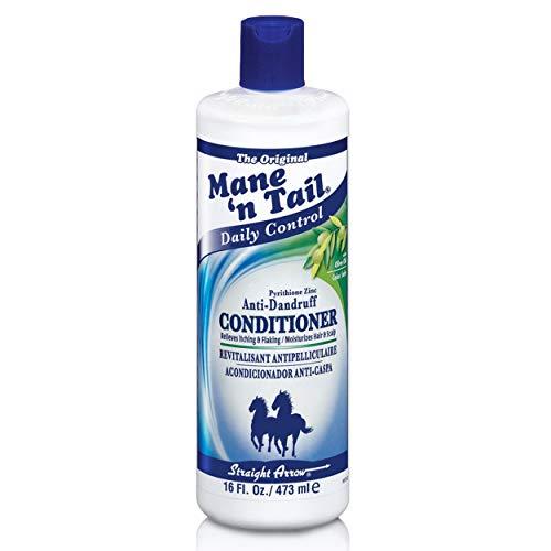 Mane N Tail Olivenöl (Mane 'n Tail Conditioner Kopfschuppen-Prävention der Wiederkehr der Kopfschuppen Kratzen und-475ml)
