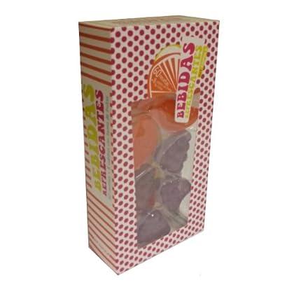 Kit  Bebidas refrescantes: Zumos de frutas; smoothies; gazpacho; batidos; té helado