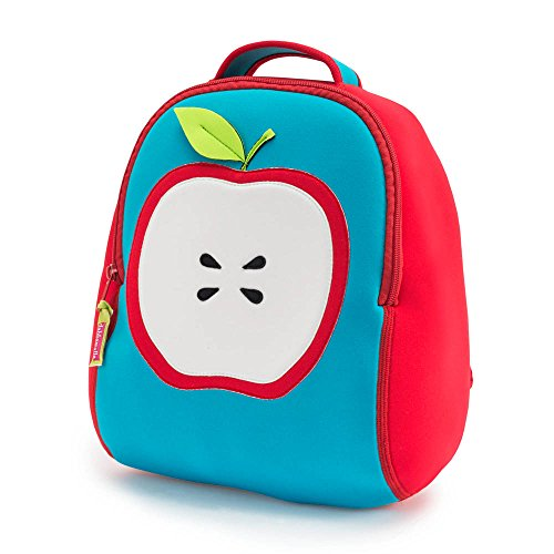 40447d40bfad Dabbawalla Bags Apple of My Eye Kid s Toddler Preschool and Daycare Backpack