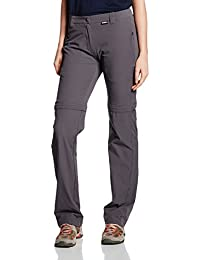 Amazon.es  Pantalones Trekking Mujer - SALEWA  Ropa 9cb0ba6b8366