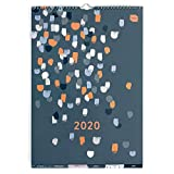 Boxclever Press Perfect Year A3 Kalender 2020 mit Tabs, Familienplaner 2020....