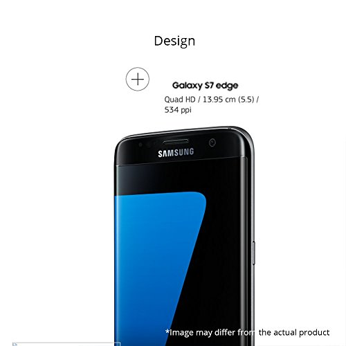 Samsung Galaxy S7 Edge SM-G935F Smart Phone 32 GB, Blue Coral