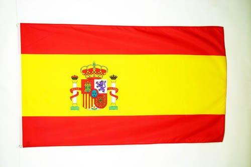Foto de BANDERA de ESPAÑA 150x90cm - BANDERA ESPAÑOLA 90 x 150 cm - AZ FLAG