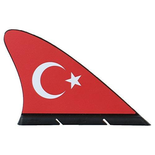TurchiaFanflosse per Auto - ventilatore - squalo Pinna per la vostra Auto