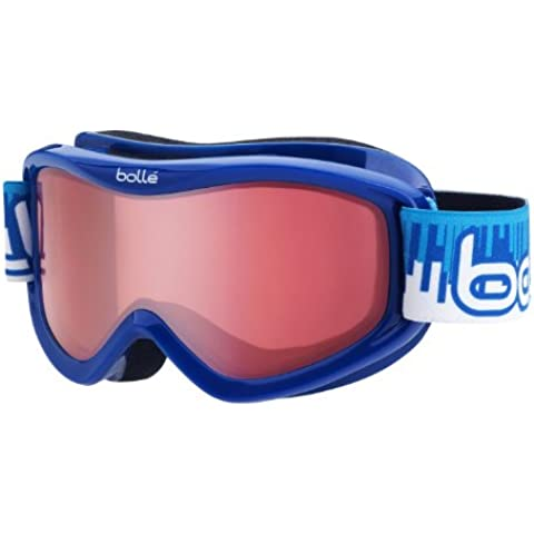 Bollé Goggles Volt - Gafas de esquí, color azul