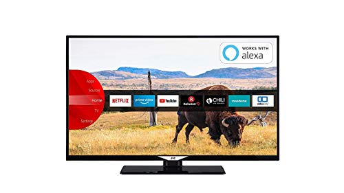 JVC Smart TV Full HD da 32'' LT-32VFQ52I [Esclusiva Amazon.it] [Classe di efficienza energetica A]